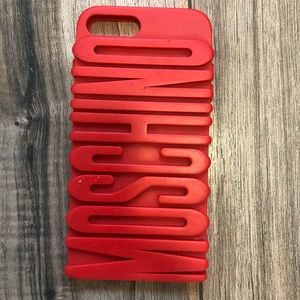Moschino phonecase iPhone 7/8